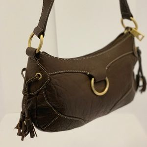 The Sak Brown Leather Handbag